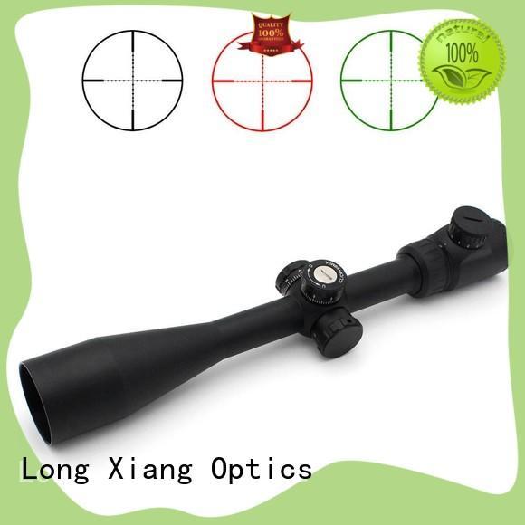 Long Xiang Optics long eye relif long range hunting scopes manufacturer for long diatance shooting