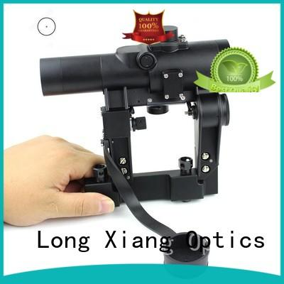 Long Xiang Optics lightweight red green dot sight electro for hunting