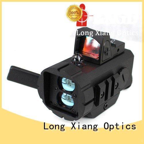 Long Xiang Optics tactical red dot sight trijicon rifle acog solar