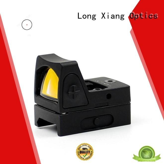 quality reflex sight scope red dot sight factory for rifles