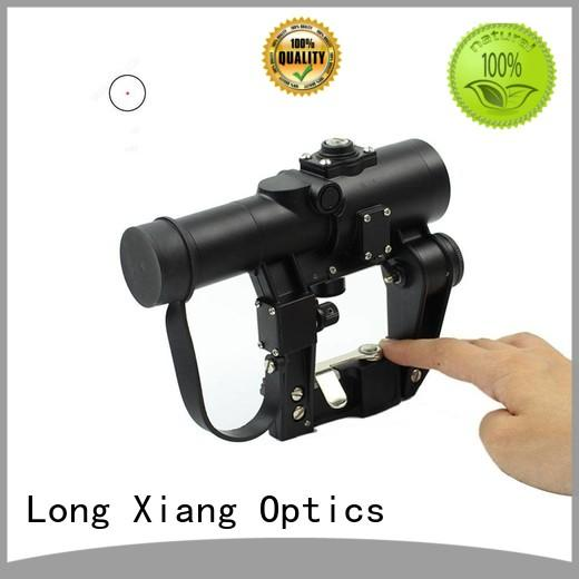 Long Xiang Optics foldable best red dot scope waterproof for ipsc