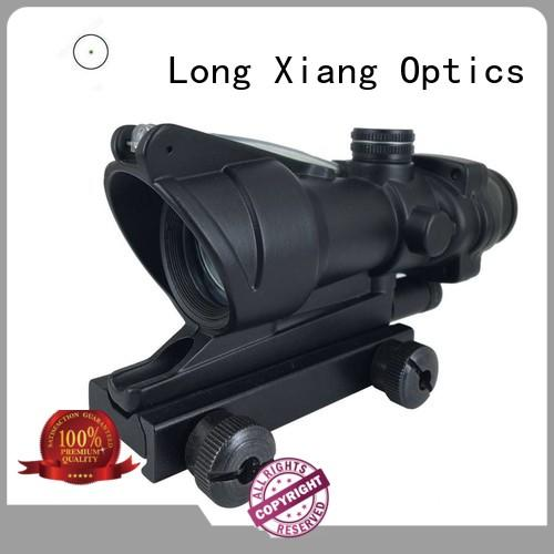 cheap red dot sight shockproof for rifle Long Xiang Optics