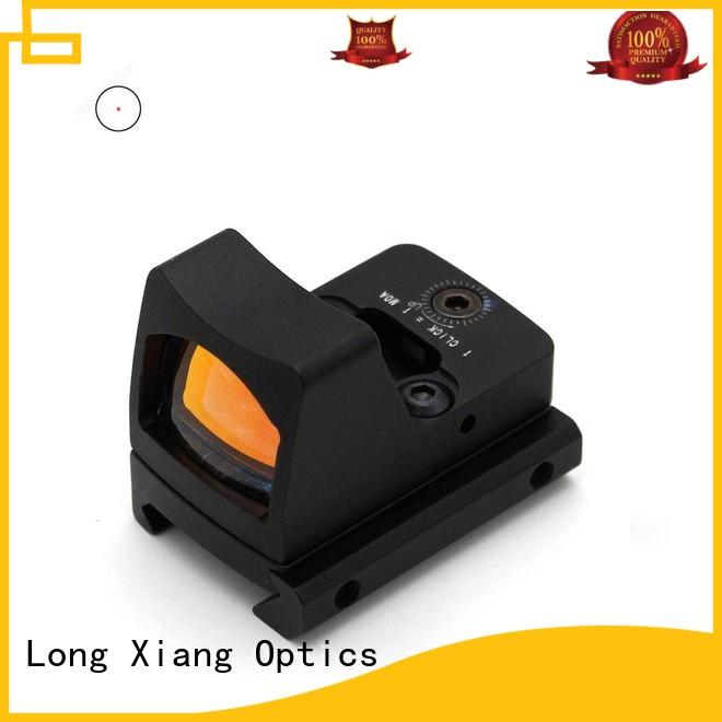 rainproof 2 moa reflex sight red dot sight manufacturer for AR