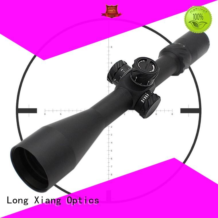 Long Xiang Optics quality tactical long range scopes series for hunting