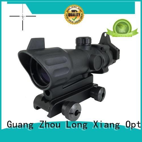 Wholesale accessories drop tactical scopes Long Xiang Optics Brand