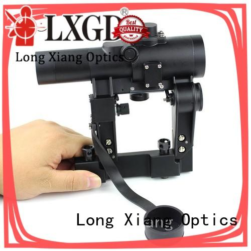 Long Xiang Optics real 1 moa red dot sight new design for air rifles