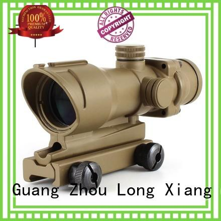 accessories gear view tactical scopes Long Xiang Optics Brand company