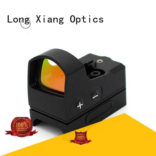 Long Xiang Optics red dot sight foldable reflex sight wholesale for rifles