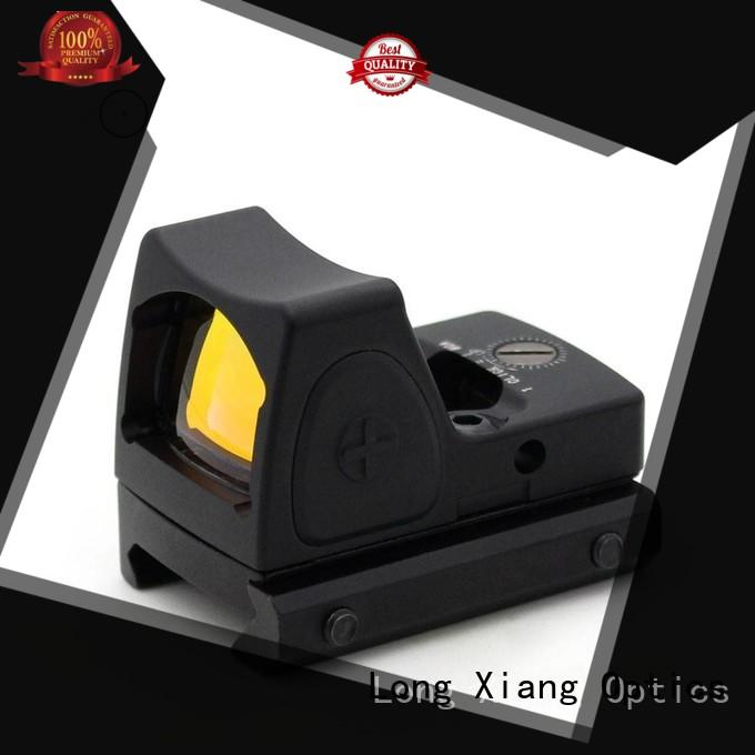 Long Xiang Optics auto foldable reflex sight series for shotgun