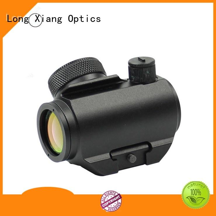 Long Xiang Optics wide view best red dot scope waterproof for ar
