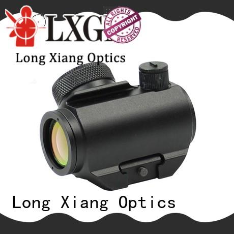Long Xiang Optics accurate red dot scope new design for rifle