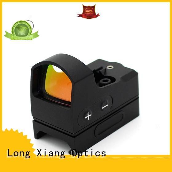 Long Xiang Optics black matt reflex dot sights manufacturer for shotgun